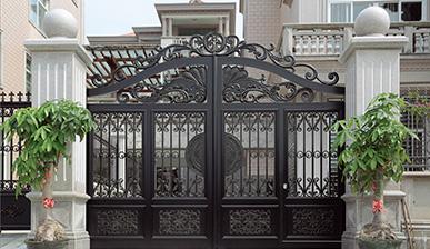 別墅庭院大門