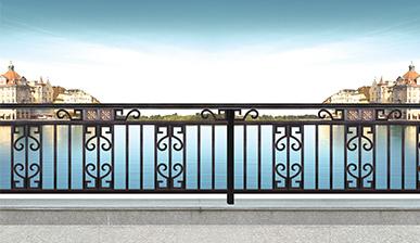 别墅阳台护栏