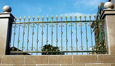 泉州铁艺护栏