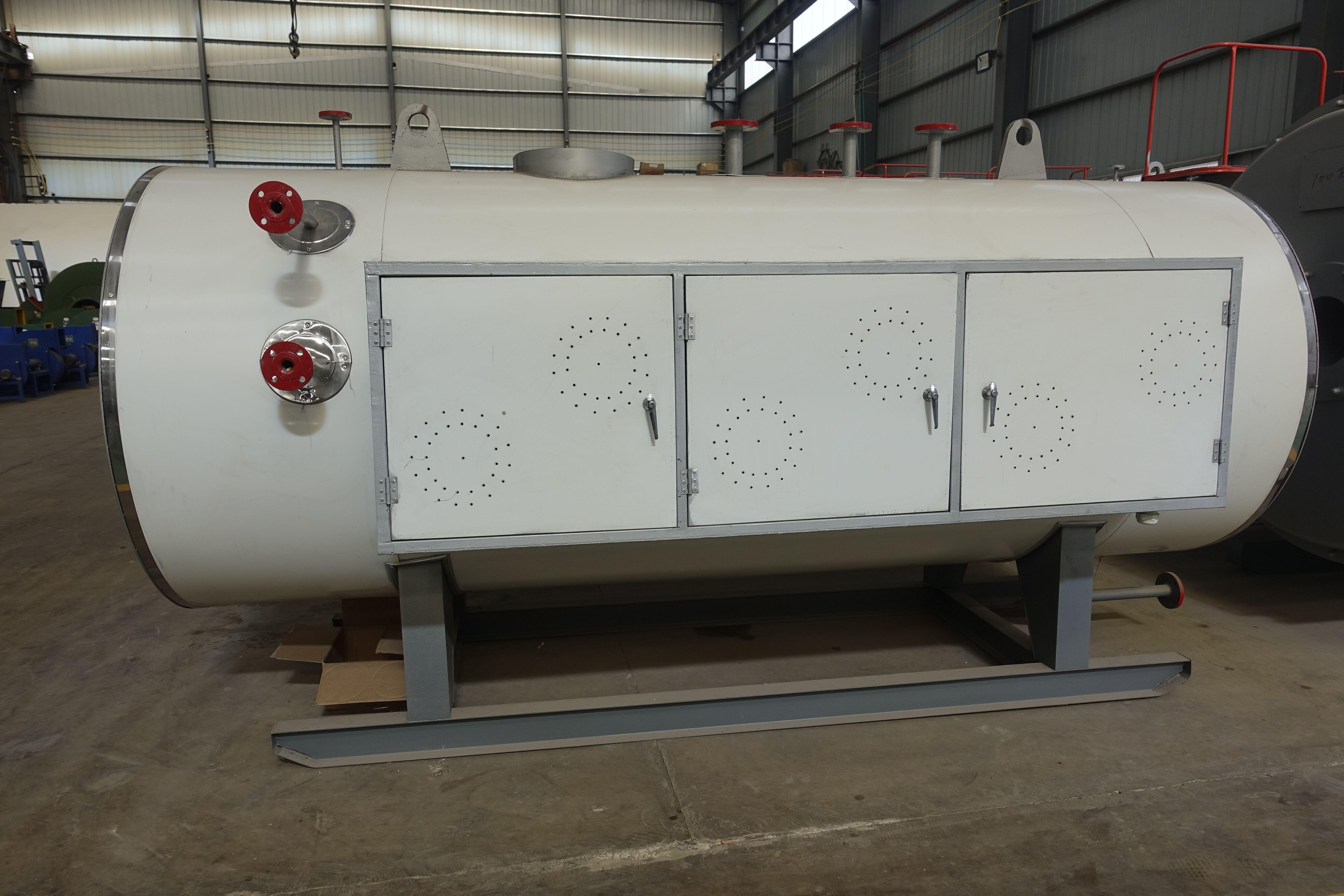 卧式电加热蒸汽锅炉