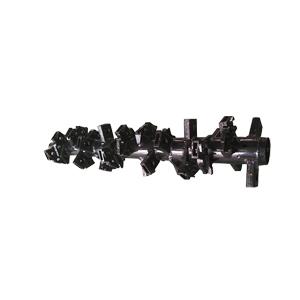 犁刀軸管組合件
