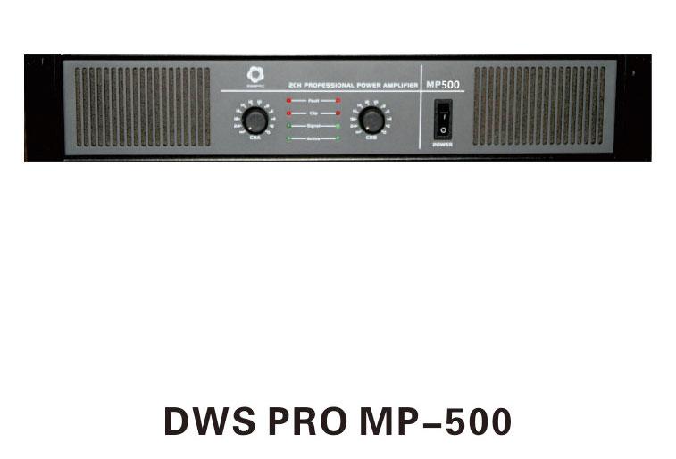 DWS PRO MP-1600