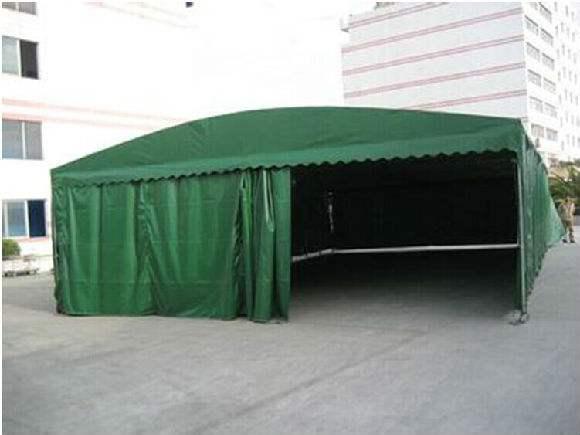 重慶移動伸縮雨棚供應商