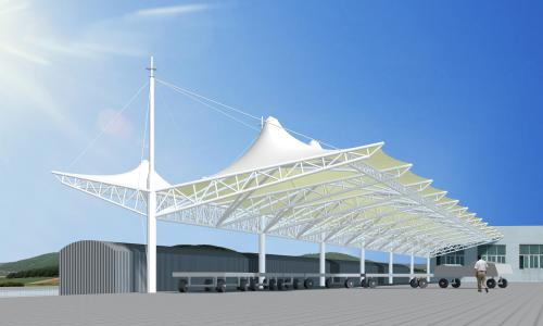 重慶車篷安裝公司