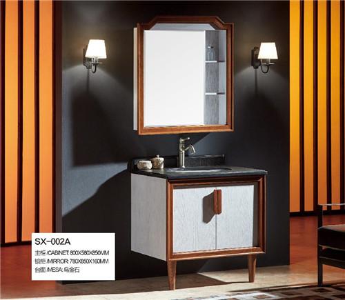 成都PVC浴室柜