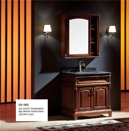 成都美式浴室柜
