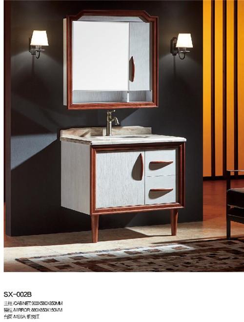 成都浴室柜尺寸