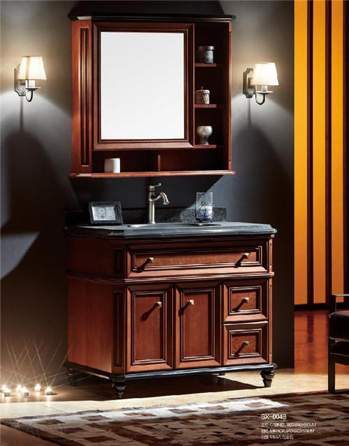成都浴室柜组合