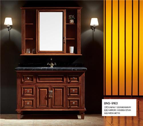 四川浴室柜材质