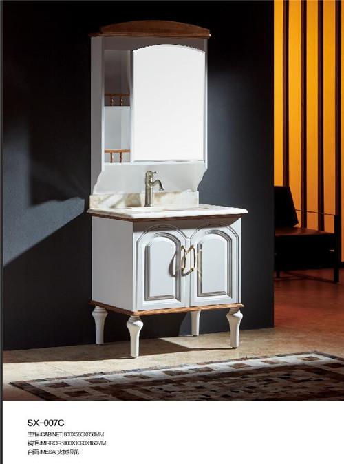四川浴室柜十大品牌