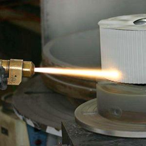 电弧超音速喷涂
