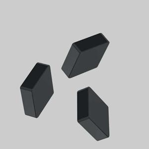 氮化硼刀片