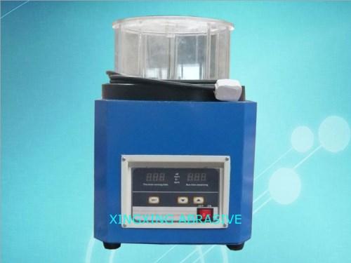 立式振动光饰机