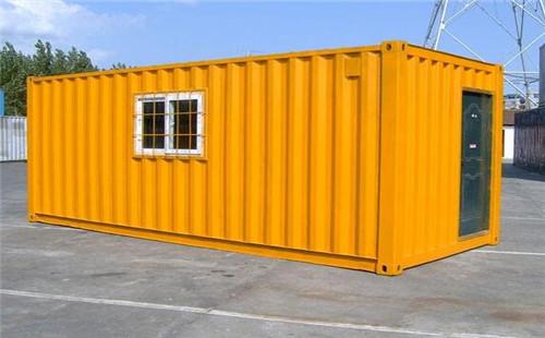贵州集装箱活动房出租