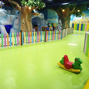 儿童pvc塑胶地板