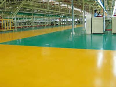 环氧地坪设计与施工