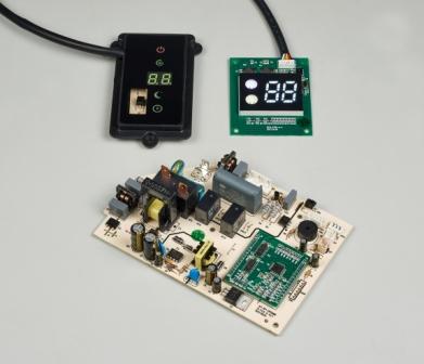 家用定频空调控制器