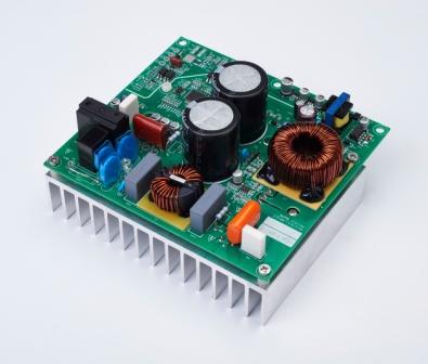 汽车变频空调控制器系列