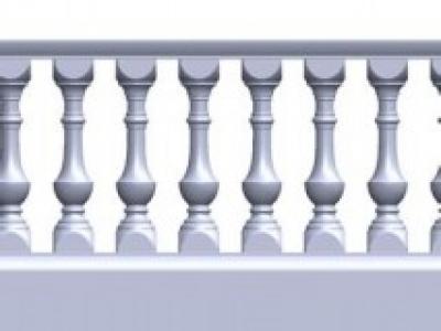 武漢花瓶欄柱