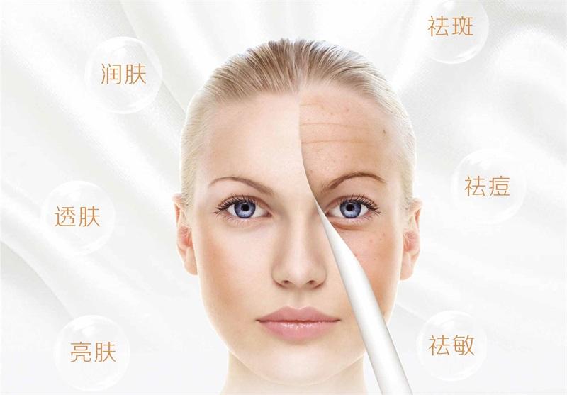 涣妆·白肤美技术