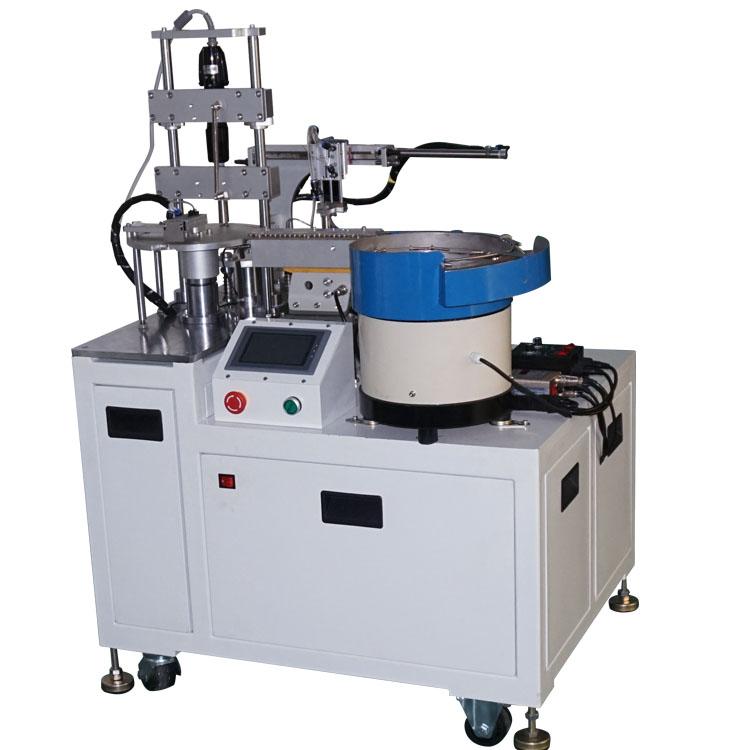 转盘式自动螺丝螺母组装机