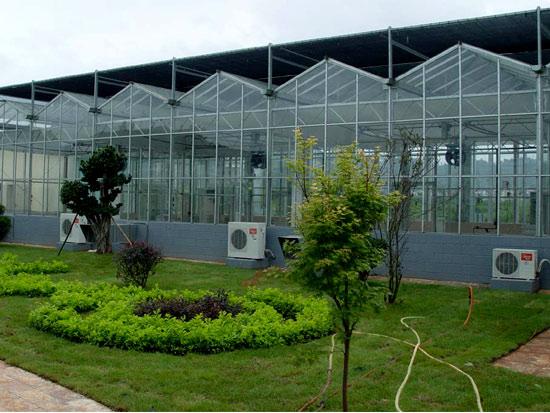郑州智能温室大棚