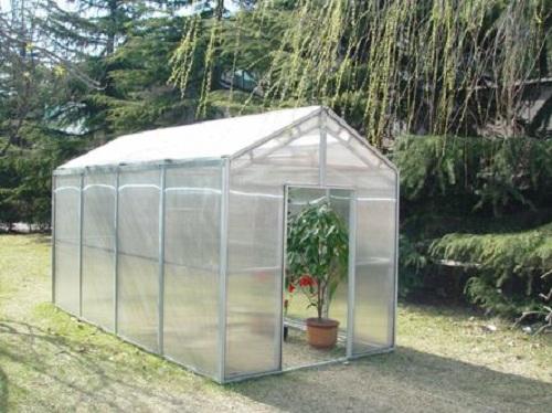 河南庭院温室