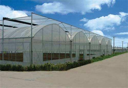 河南庭院玻璃温室