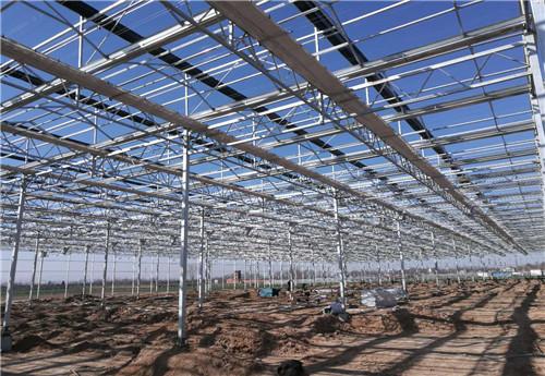 郑州温室大棚建设