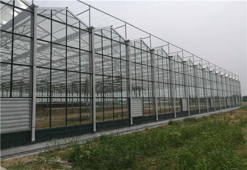 庭院温室建造