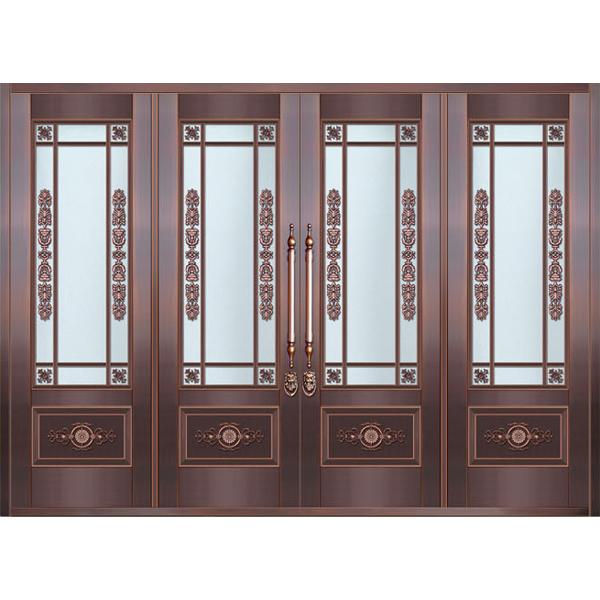 永康玻璃门