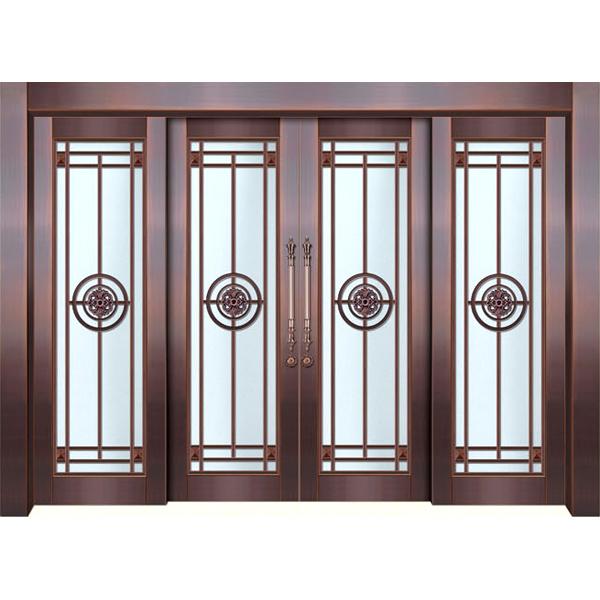 金华玻璃门