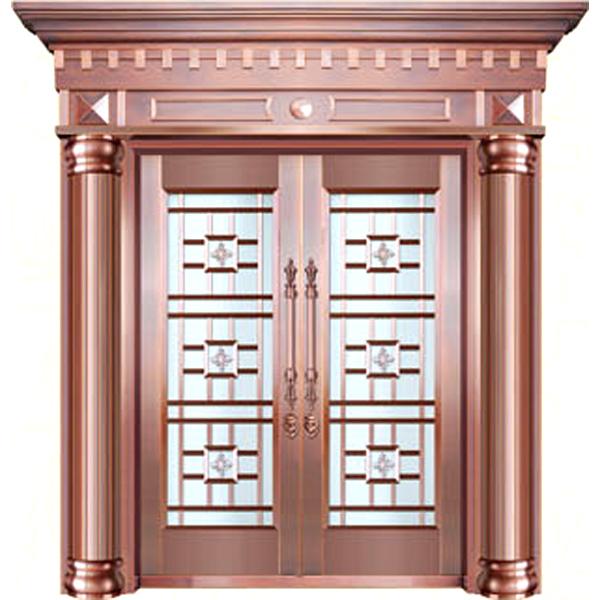 典雅玻璃门