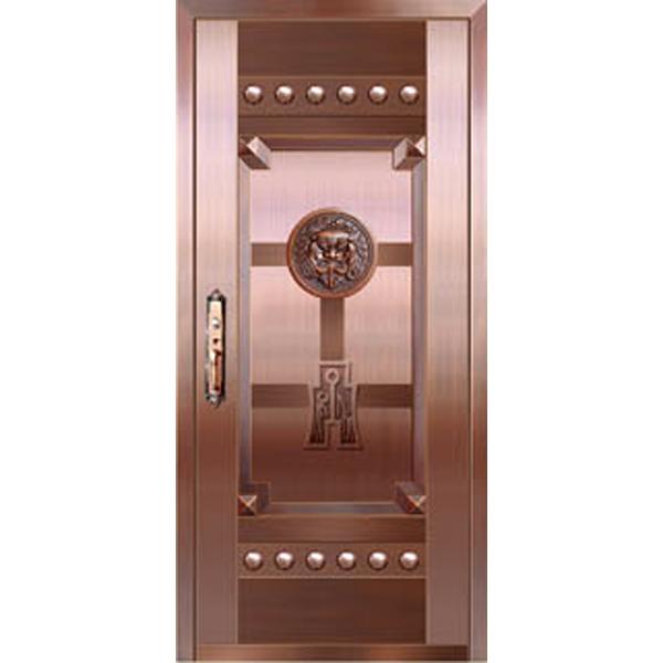 金华钢铜门