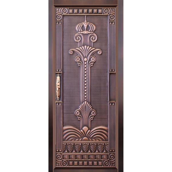 义乌钢铜门