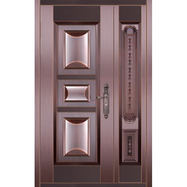 东阳钢铜门