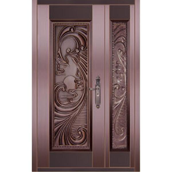 兰溪钢铜门