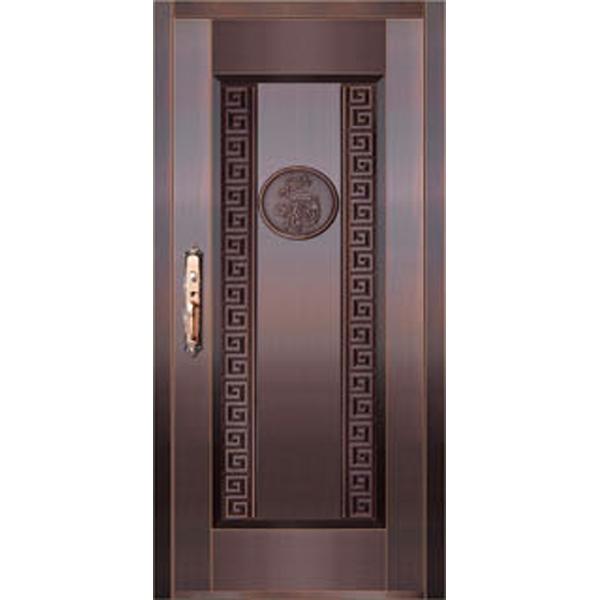 永康钢铜门