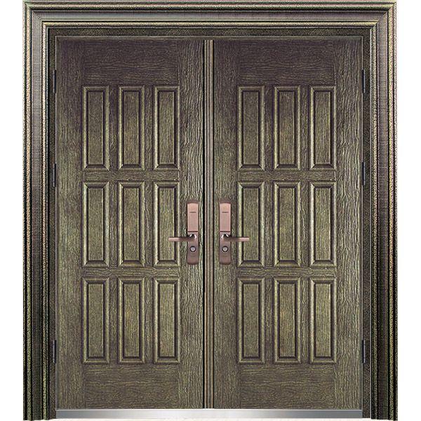 武义铸铝门