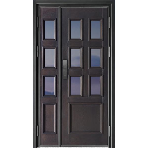 玻璃艺术门