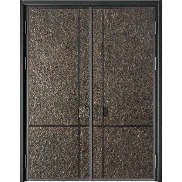 防爆铸铝门
