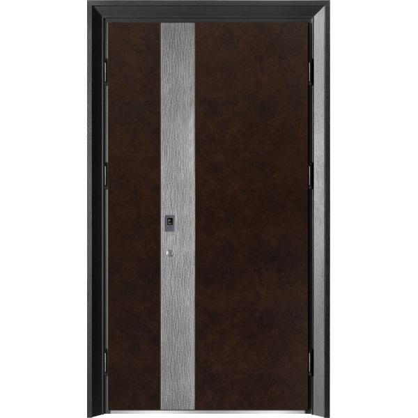 岩板铸铝门