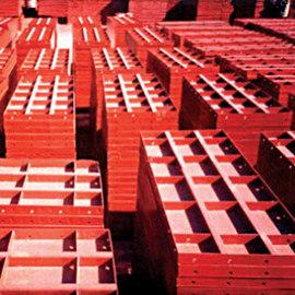 陕西建筑钢模板租赁