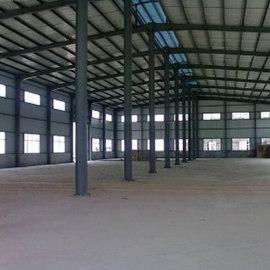 宝鸡钢结构厂房