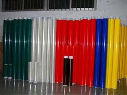 彩色PE静电膜