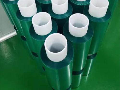 绿色PE静电保护膜