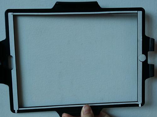 摄像头防水泡棉框胶