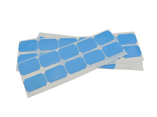 蓝色导热双面胶带