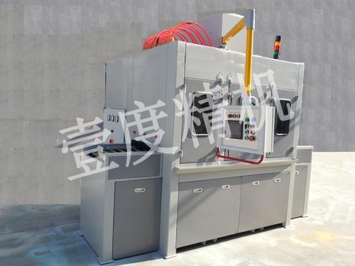 输送式自动水喷砂机