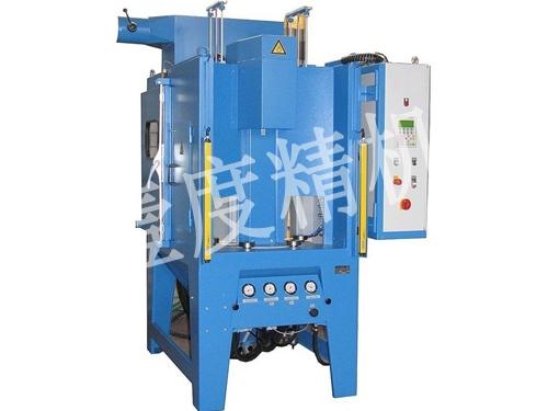 多工位转盘式自动水喷砂机